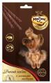Лакомые палочки Мнямс Деликатес для собак с мясом дикого кабана и лесными ягодами 13,5 см (3х11г)