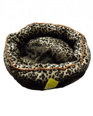 Лежанка для собак Чизкейк д-64 см