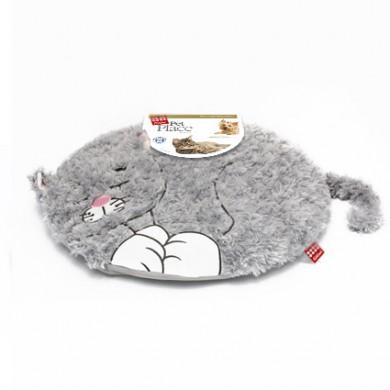 Лежанка с дизайном GiGwi Кошка 57 см