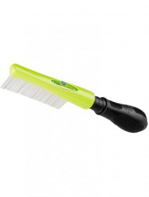 Маленькая расческа FURminator Small Comb зубцы вращающиеся 20 мм