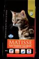 Корм Matisse Neutered Salmon для стерилизованных кошек и кастрированных котов с лососем