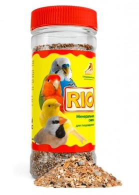 Минеральная Смесь для птиц Рио (600гр)