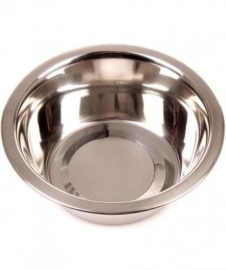Миска металлическая объемная 3090 (240гр)