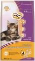 Сухой корм Мням Kitten для котят с индейкой