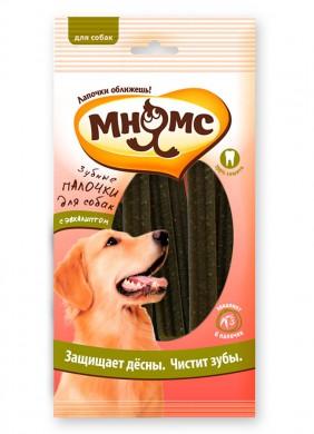 """Мнямс """"Зубные палочки для собак с эвкалиптом"""" (6 шт х 20г)"""