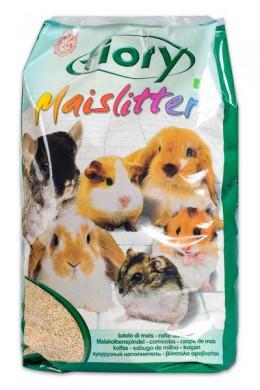 Наполнитель кукурузный Fiory Maislitter для грызунов 5 л
