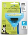 Насадка FURminator FURflex против линьки M, для собак средних пород