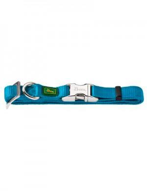 Ошейник для собак Hunter ALU-Strong L бирюзовый (45-65 см)