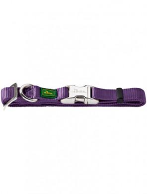 Ошейник для собак Hunter ALU-Strong L фиолетовый (45-65 см)