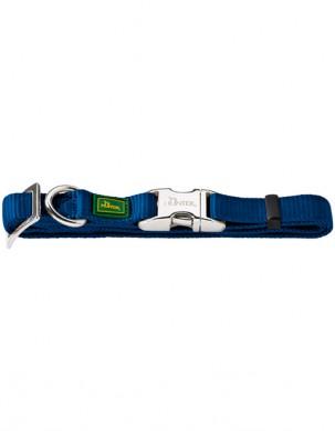 Ошейник для собак Hunter ALU-Strong L темно-синий (45-65 см)