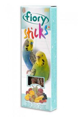 Палочки Fiory Sticks для попугаев с фруктами 2х30 г