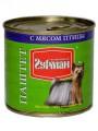 Паштет для собак Четвероногий гурман с мясом птицы (240гр)