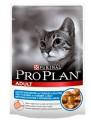 Пауч Pro Plan Adult для кошек с кроликом (85гр*24шт)