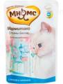 Паучи для кошек Мнямс Мармитако Страны Басков лосось с паприкой (85 г)
