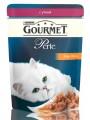 Паучи Gourmed Perl для кошек с уткой (85гр)