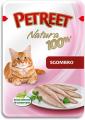 Паучи Petreet для кошек Макрель (85 гр)