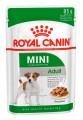 Паучи Royal Canin Mini Adult для взрослых собак малых пород 85 гр