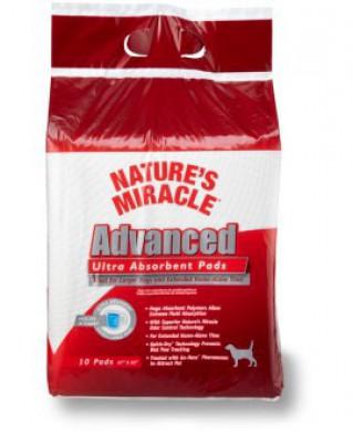 Пеленки NM Advanced Ultra Absorbent Pads ультра-абсорбирующие 69х58 см (10 шт)