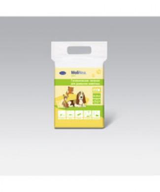 Пеленки впитывающие Hartmann MoliNea for pets 60х60 см (30 шт)