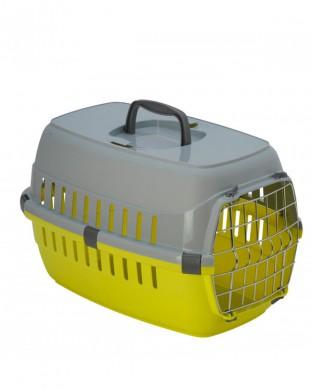 Переноска Moderna Roadrunner 1, лимонно-желтый (51х31х34см)