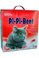 Pi-Pi-Bent Classik комкующийся наполнитель для кошачьего туалета в коробке (5 кг)