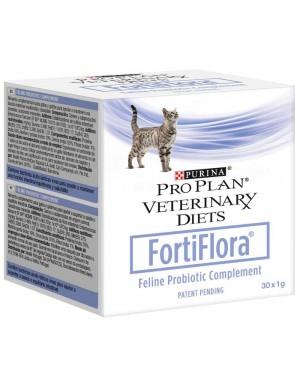 Пробиотик Purina FortiFlora для Кошек (30шт*1гр)