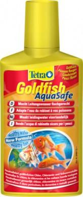 Кондиционер Tetra AquaSafe Goldfish для подготовки воды для золотых рыб (250 мл)