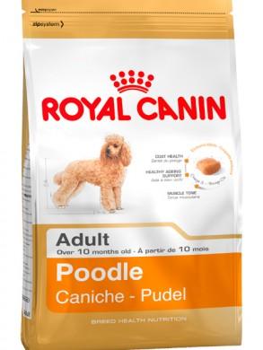 Сухой корм Royal Canin Poodle 30 Adult для собак породы Пудель старше 10 месяцев