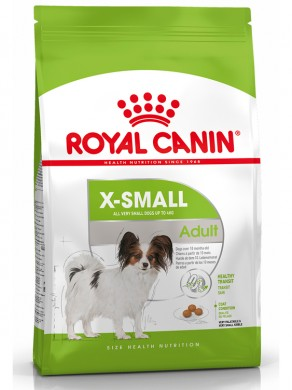 Корм Royal Canin X-Small Adult (1,5 кг)