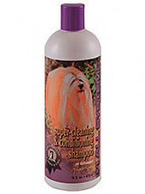 Суперочищающий шампунь 1 All Systems Super Cleaning&Conditioning Shampoo (500 мл)