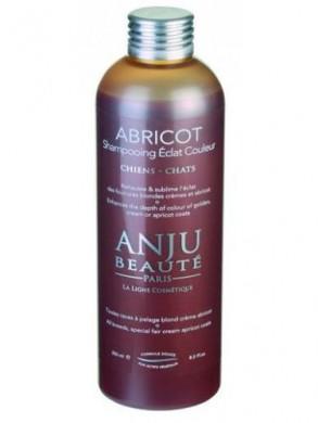 Шампунь Anju Beaut Abricot Shampooing для шерсти собак и кошек (250мл)