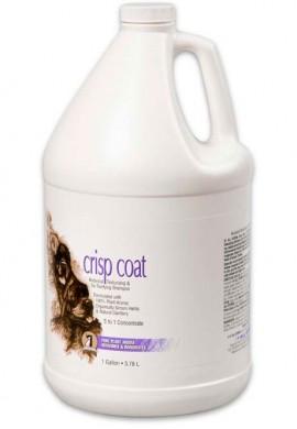 Шампунь для кошек 1 All Systems Crisp coat Shampoo для жесткой шерсти (3,78 л)