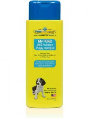 Шампунь для щенков FURminator Shampoo for Puppies шампунь для щенков 250 мл