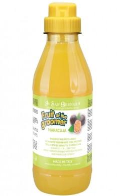 Шампунь ISB Fruit of the Grommer Maracuja для длинной шерсти с протеинами 500 мл