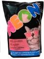 Силикагелевый комкующийся наполнитель Neon Litter розовый (1,81кг)