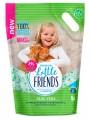 Силикагелевый наполнитель Little Friends Aloe Vera 5 л
