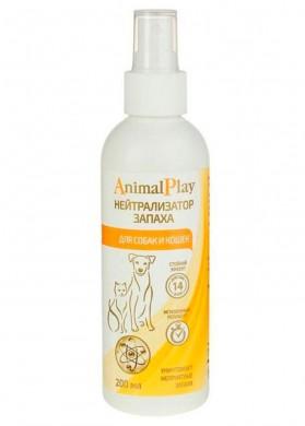 Спрей Animal Play Нейтрализует запах (200мл)