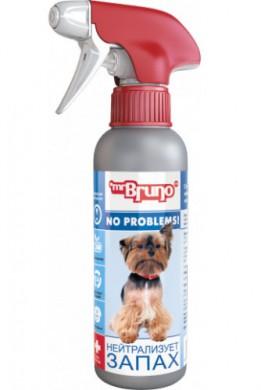 Спрей M.Bruno No problems Нейтрализует запах для собак (200мл)