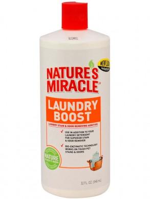 Средство для стирки 8in1 NM Laundry Boost для уничтожения пятен, запахов и аллергенов (945 мл)