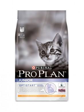Сухой корм Pro Plan Junior для котят