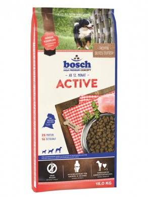 корм Bosch Active