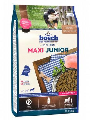 Сухой корм Bosch Junior Maxi для щенков крупных пород
