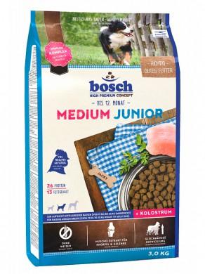 Bosch Junior Medium 15кг