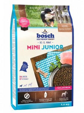 корм Bosch Junior Mini