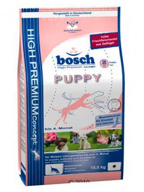 Bosch Puppy для щенков