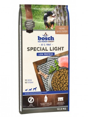Сухой корм Bosch Special Light для взрослых собак с заболеваниями почек и печени