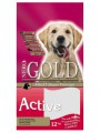 Сухой корм NERO GOLD super premium Adult Active активных собак с курицей