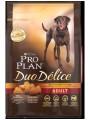 Сухой корм Pro Plan Duo Delice With Chicken для собак с курицей