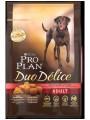 Сухой корм Pro Plan Duo Delice With Salmon для собак с лососем