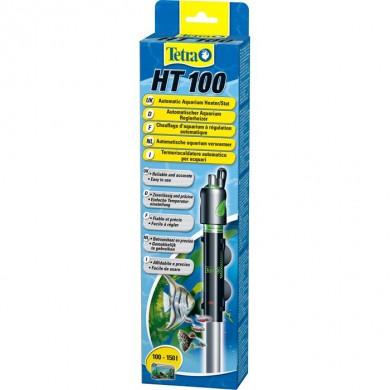Tetra HT 100 терморегулятор 100Bт для аквариумов 100-150 л